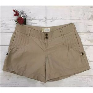 Hinge Women's Shorts Nordstrom Cotton Blend